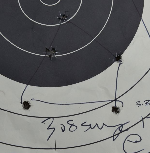 Savage axis LSS 500 YARDS 168 SMK
