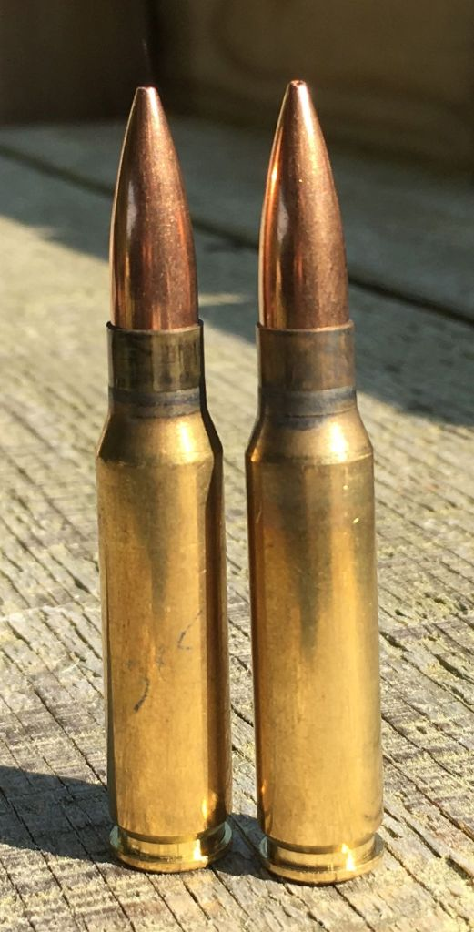 annealed versus not annealed 08 winchester