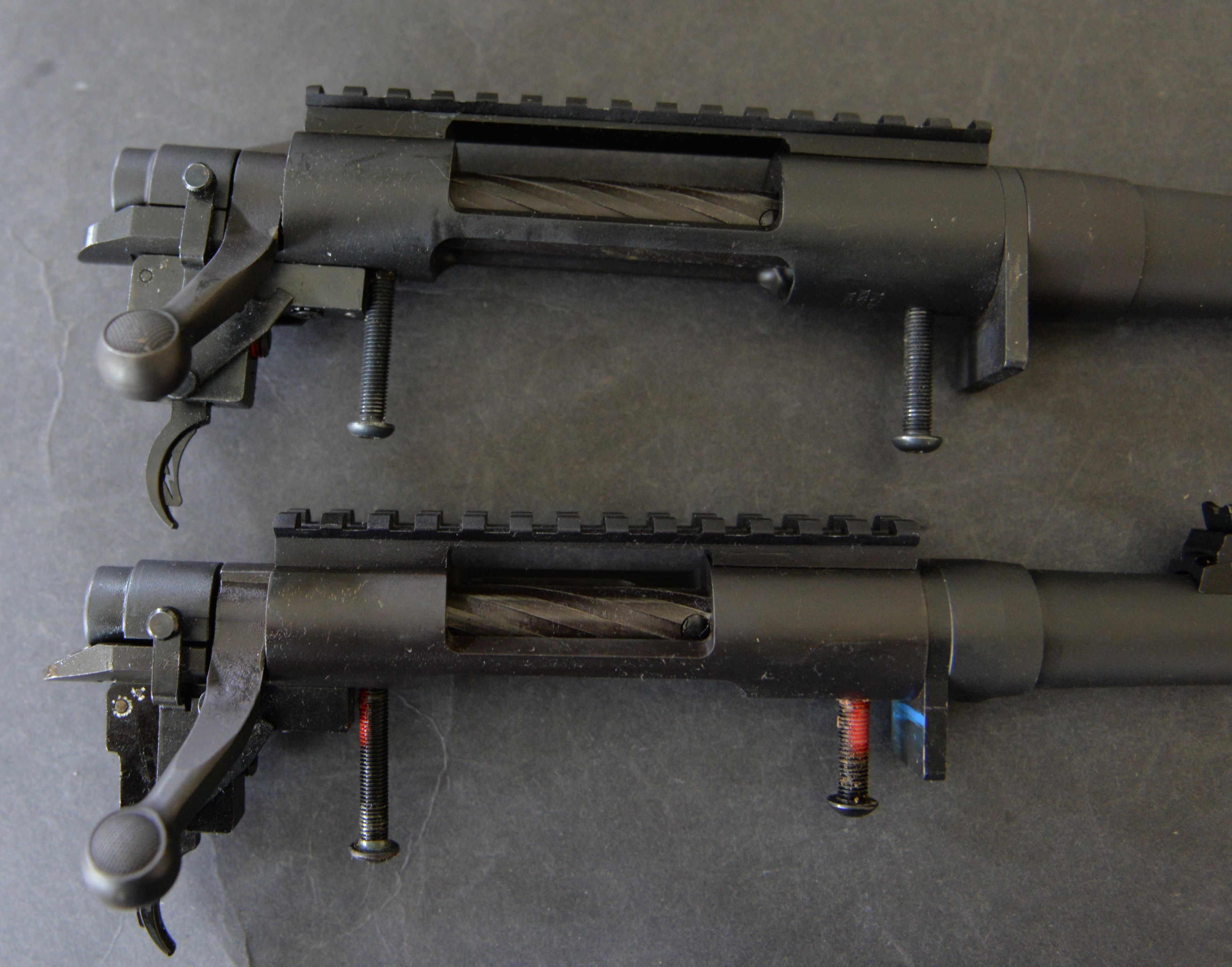 Mossberg MVP actions 1