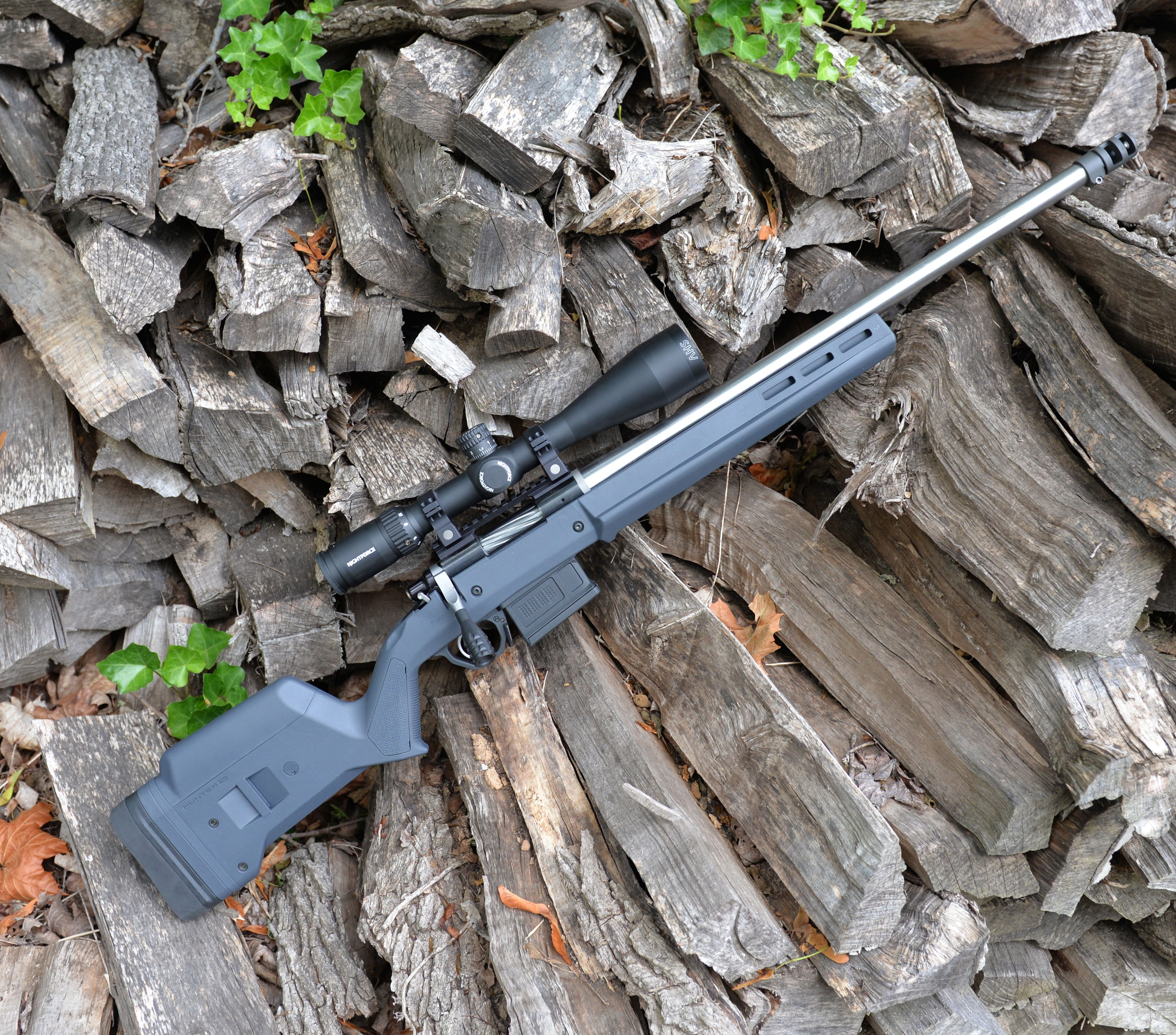 Review: Shooting the MAGPUL Hunter 700 Stock – rifleshooter com