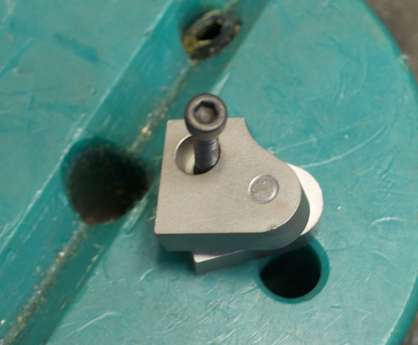 wilson beavertail filing fixture