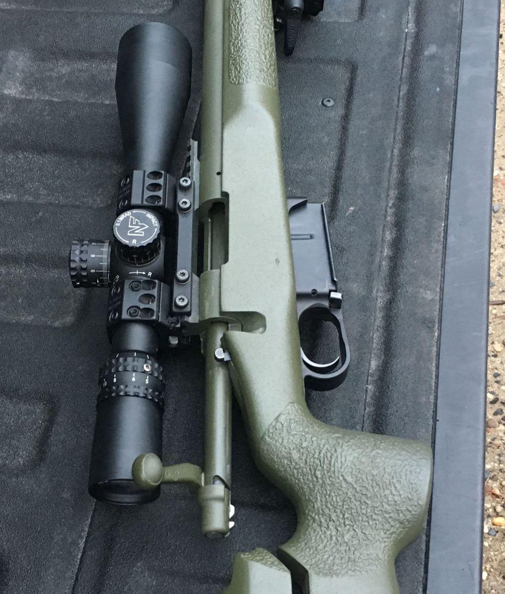308 Winchester load development: Sierra  308 195 gr  Tipped