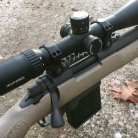 Short barrel 16.5 inch 308 Winchester load development