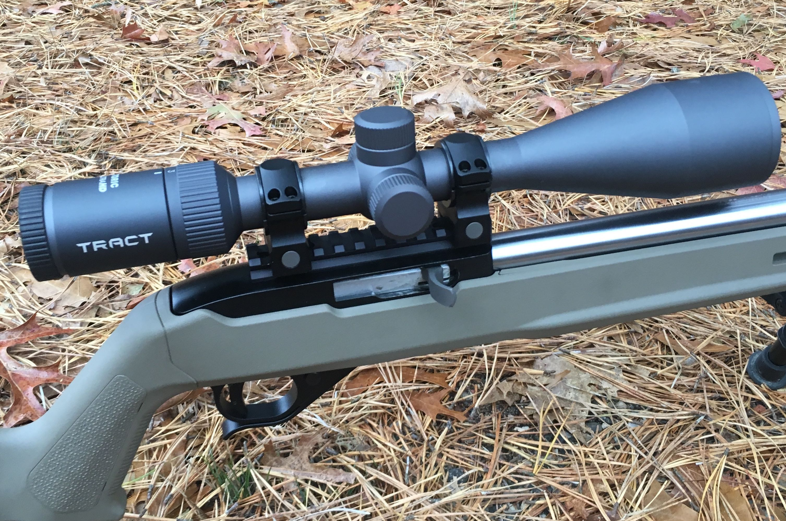 Review: Shooting the MAGPUL Ruger 10/22 Hunter X-22 Stock