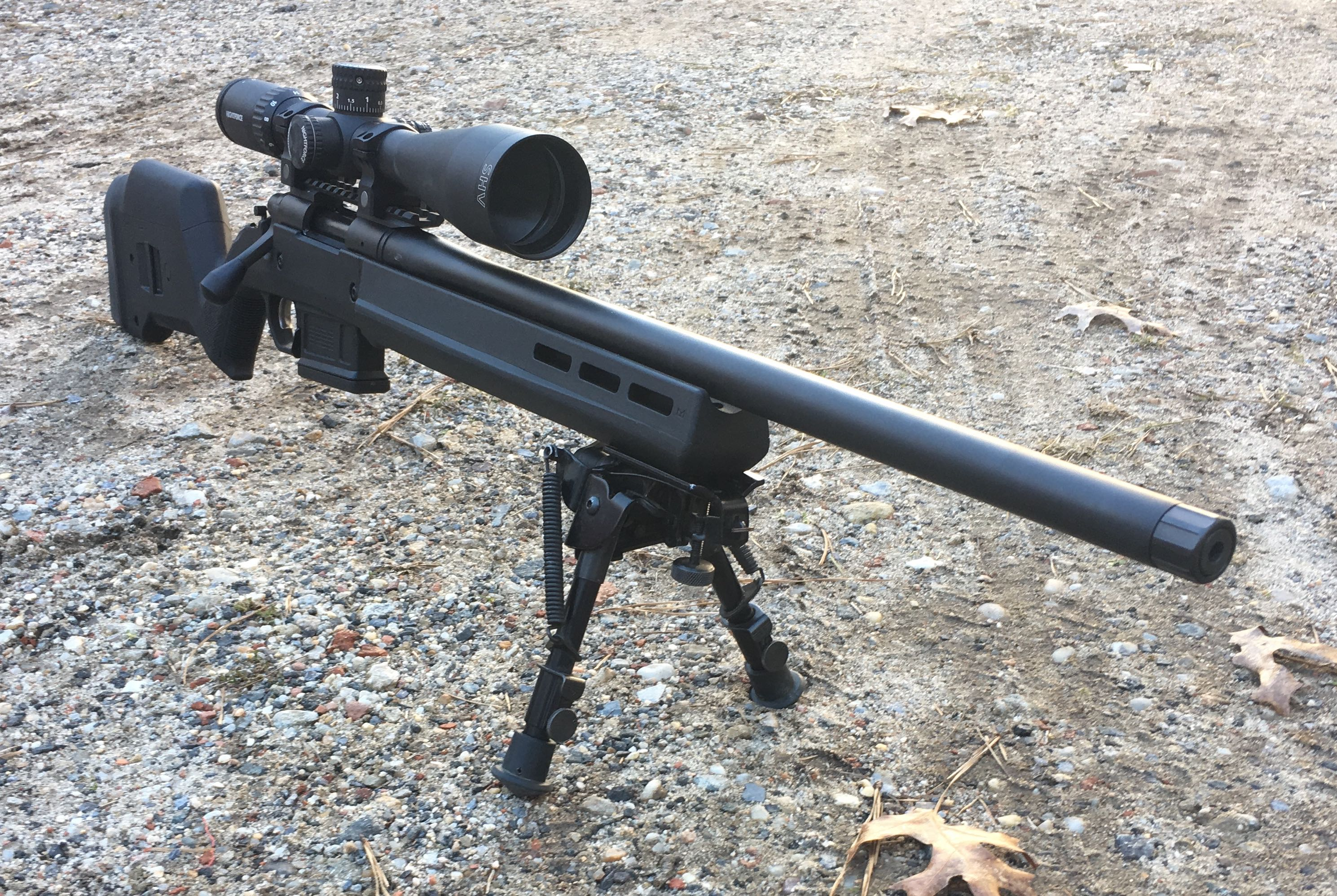Remington Model 700 MAGPUL review – rifleshooter com