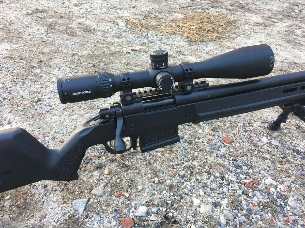 Remington Model 700 MAGPUL review – rifleshooter.com