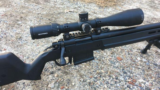 Remington Model 700 Magpul Review Rifleshooter Com