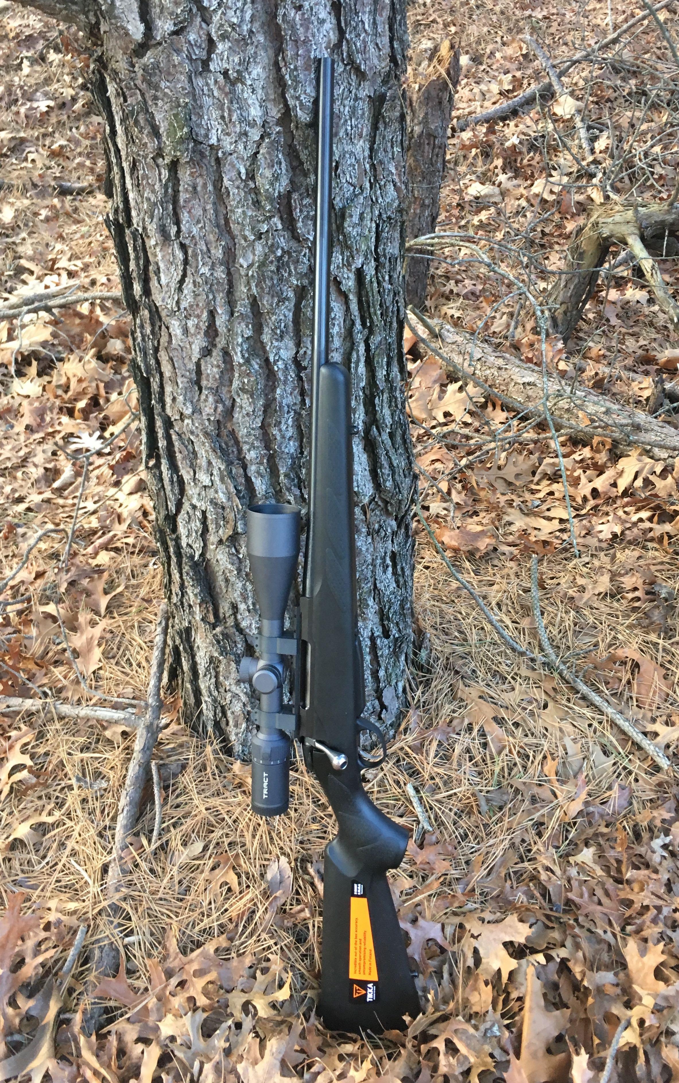 Tikka T3 review – rifleshooter com