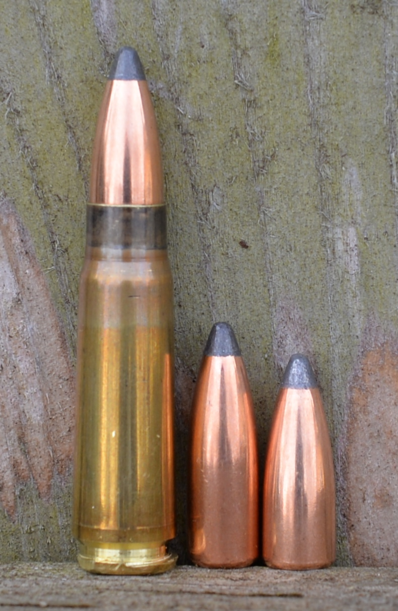 Reloading the 7 62×39 mm Russian: Load development with 125