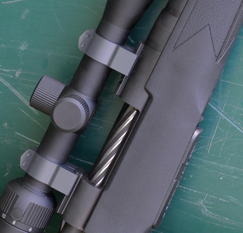 Mossberg Patriot Review – rifleshooter com