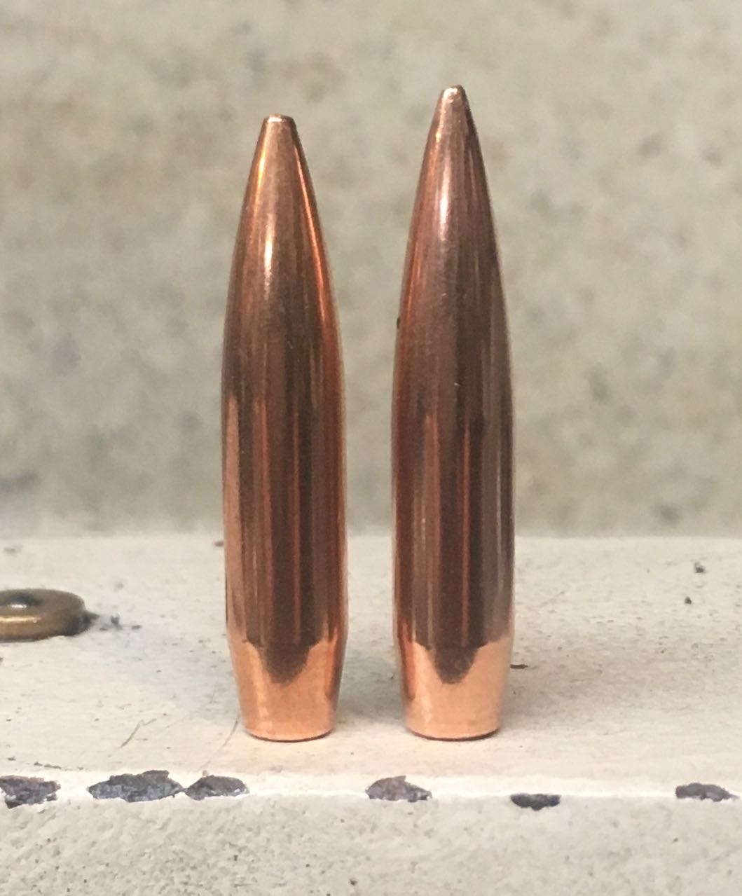 6 5 Creedmoor loads: 142 gr  and 140 gr  SMK with H4350