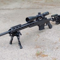 Howa 1500 with MDT ESS chassis system in 6.5 Creedmoor