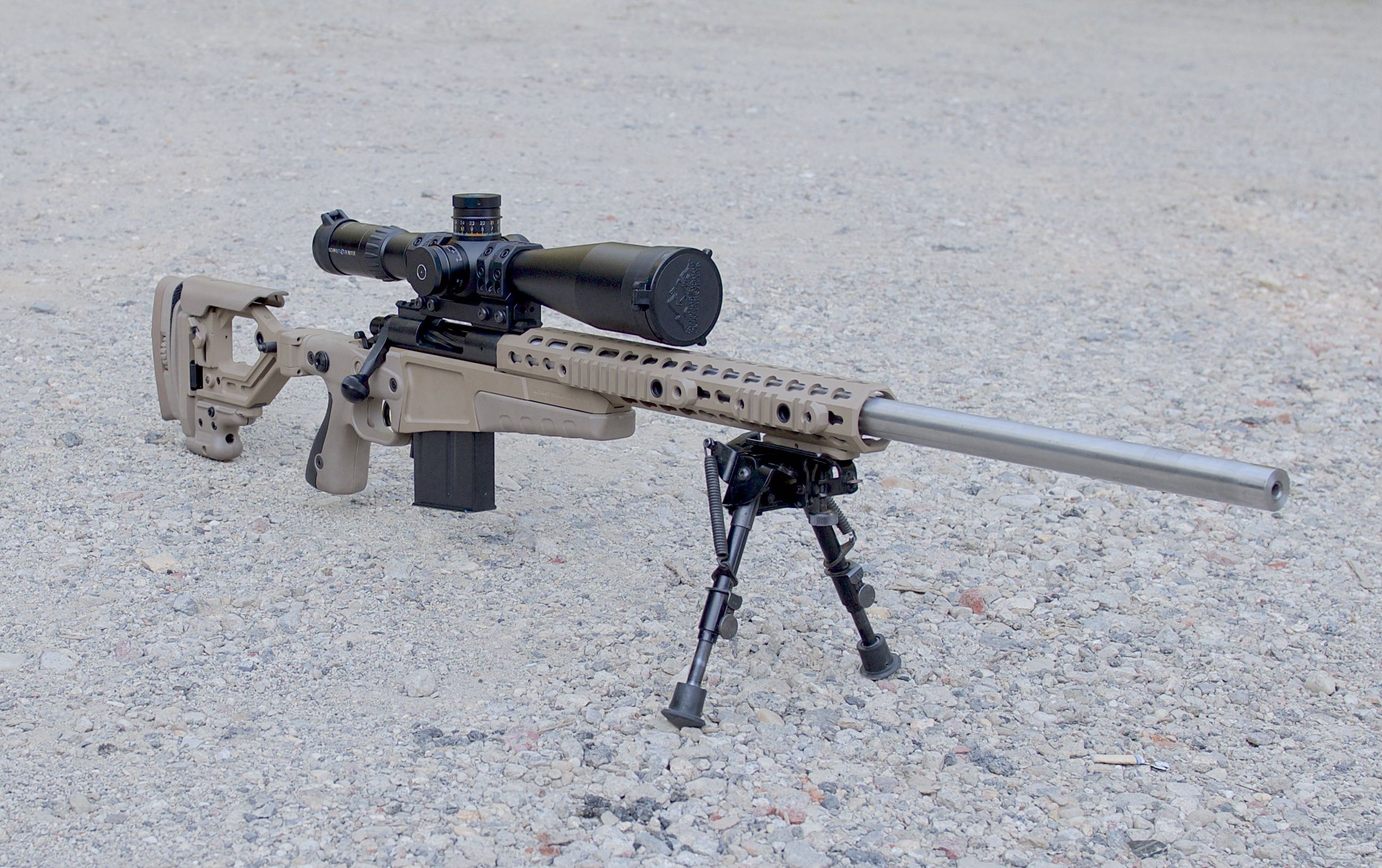 A look at how rifle barrels speed up: Measuring the increase