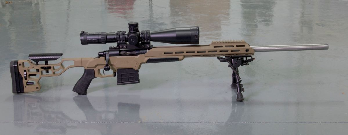 6.5 Creedmoor load development: Sierra 107 TMK and Varget