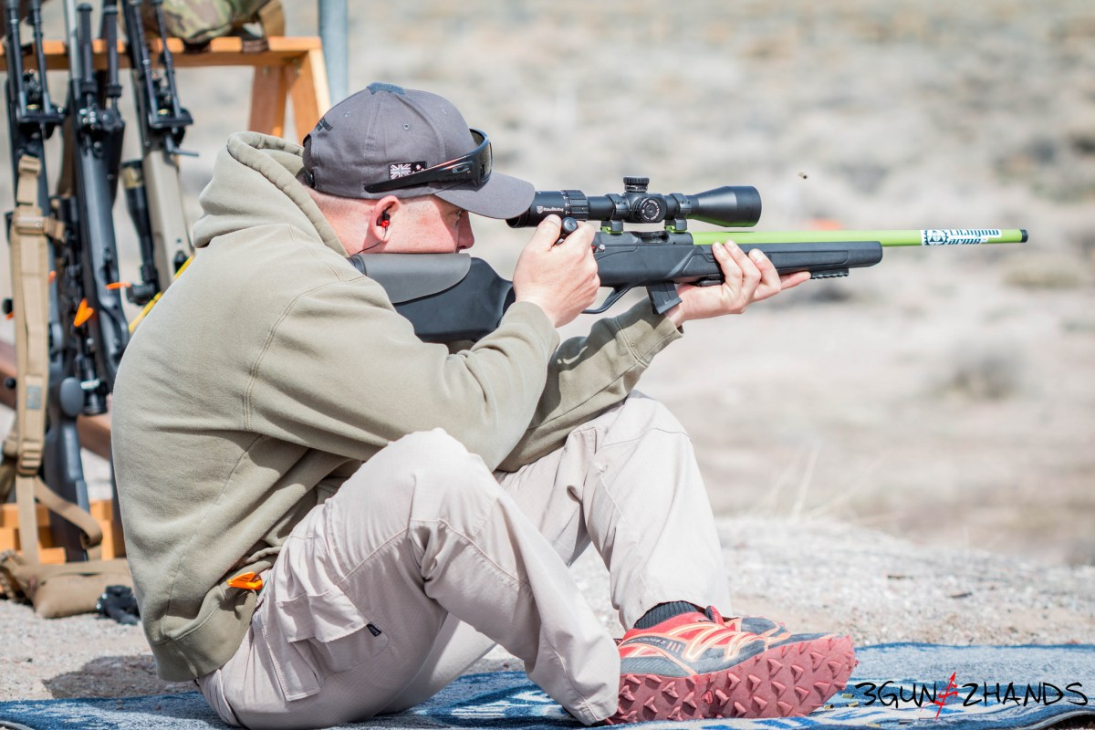 NRL22- Precision Rimfire Competitions