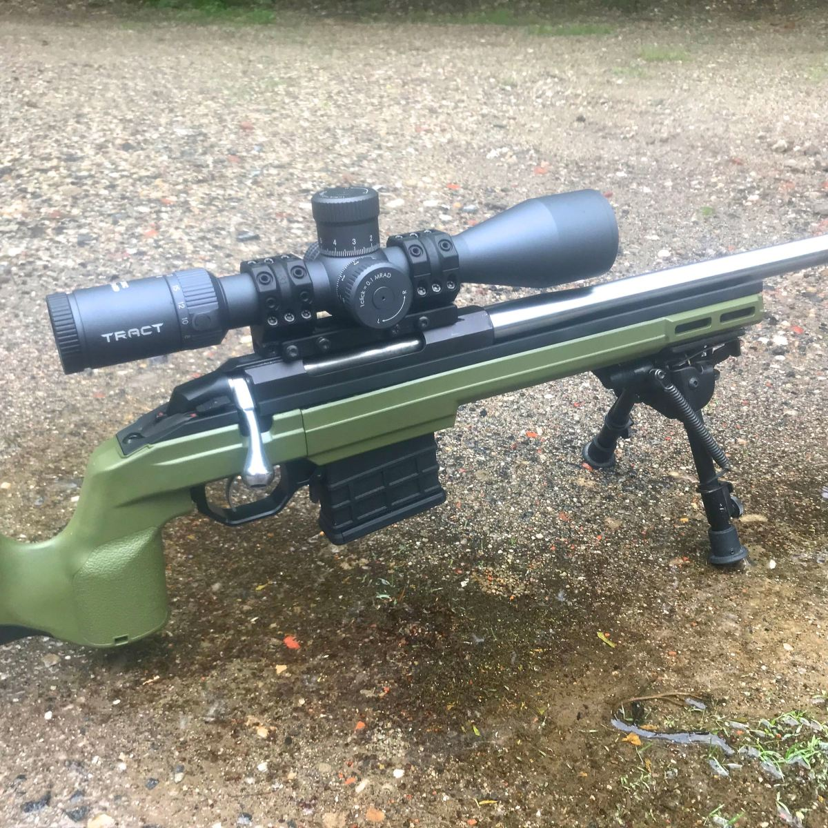 Custom Tikka T3 6.5 PRC build
