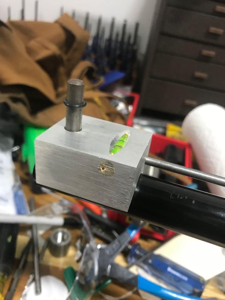 Installing a bead on a shotgun barrel – rifleshooter com