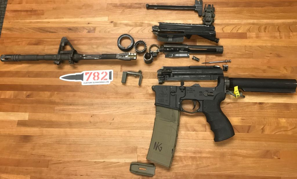 Kaboom!!! 300 BLK in 5 56/223 AR-15! – rifleshooter com