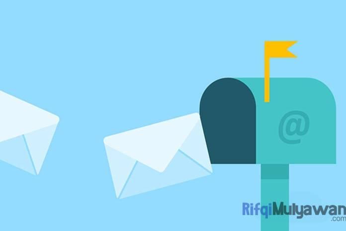 Ilustrasi Gambar Jenis E-Mail Dalam Apa Itu Pengertian E-Mail Atau Alamat Email Cara Kerja Proses Jenis Dan Manfaat E-Mail