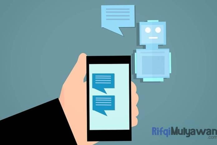 Gambar Apa Itu Pengertian BOT Sejarah Jenis Dan Manfaat BOT Serta Perbedaan BOT Dengan Chat BOT Dan Robot