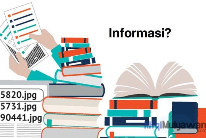 Gambar Dari Pengertian Informasi Definisi Apa Itu Information Menurut Para Ahli Fungsi Jenis Cara Mendapatkan Dan Contohnya