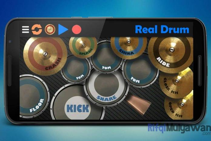 Gambar Gameplay Dan Grafik Download Real Drum MOD APK Versi Terbaru MOD Unlocked All Buka Semua Kunci Gratis