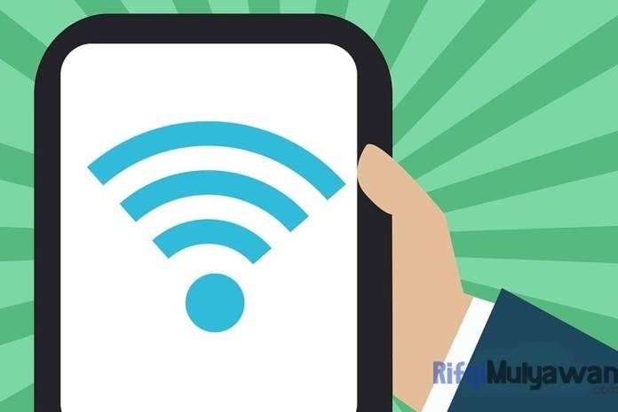 Ilustrasi Gambar Penyebab Dan Cara Mengatasi Masalah Wifi Connection Failure Pada Android