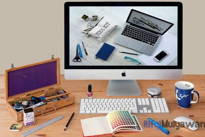 Ilustrasi Gambar Pengertian Graphic Design (Desain Grafis)