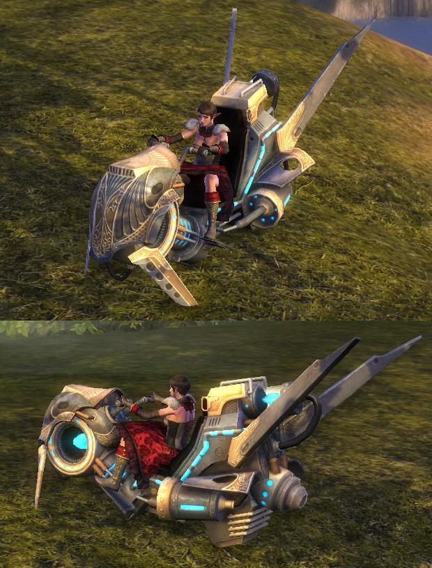 Arclight Rider Mount