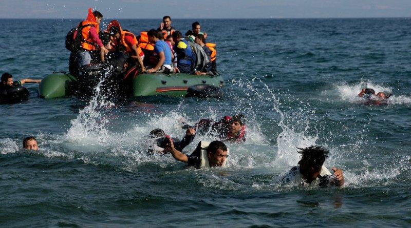 8 gerettete und 2 vermisste Migranten aus dem Rif
