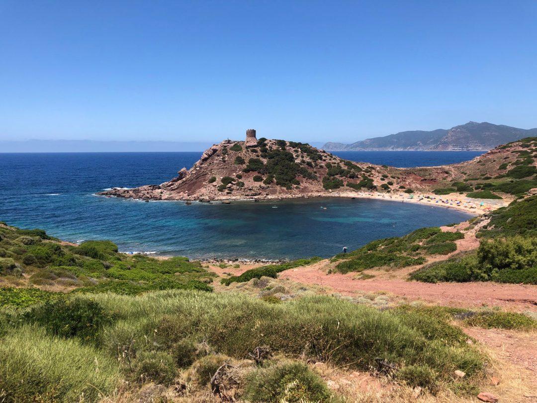 torre del porticciolo - spiaggia di Alghero