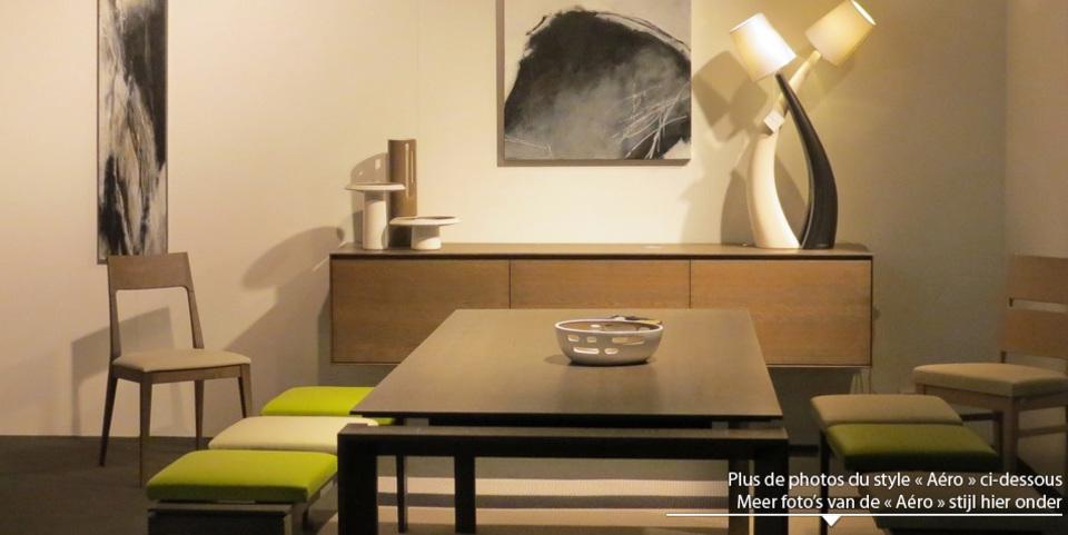 Style Contemporain Salle Manger Rigauxbe