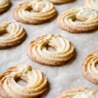 Vaniljekranse - opskrift på sprøde vaniljekranse til julen