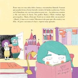Ilustración para La princesa Nouvart