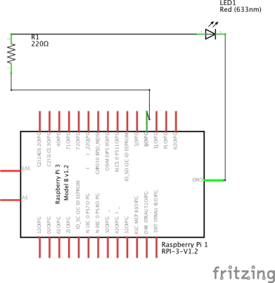 Circuit Diagram - Android Things