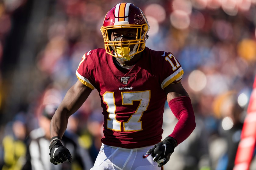 Terry McLaurin named to PFWA's All-Rookie Team for 2019