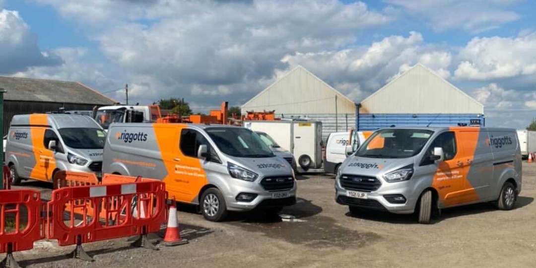 Investing in New Custom Transit Vans for the Line Painting Division.