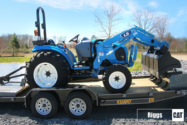 After a long winter, or a long spell between using your tractor, you may find that when you go to start it, the battery is dead and the engine won't catch. 2019 Ls Mt350e Package Deal Riggs Cat Equipment Sales Rentals