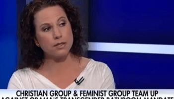 Radical Feminist Explains Why She Opposes Transgender Bathroom Mandate