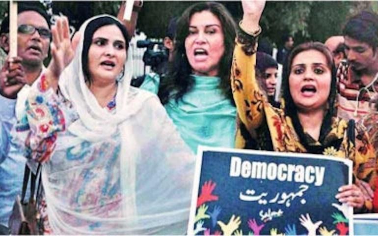 Pakistan Democracy