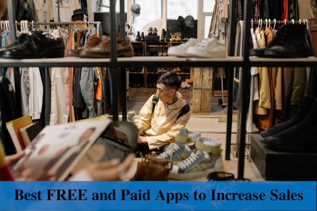 Best FREE and Paid apps to increase sales - Rightapp4u