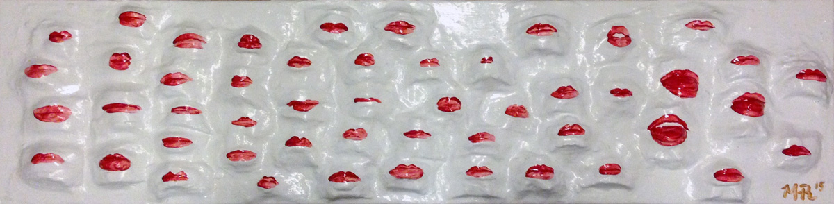 50 Lips – Michael Reed, artist