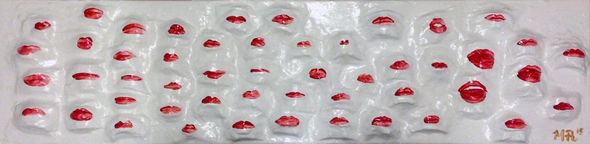50 Lips – Michael Reed, artist