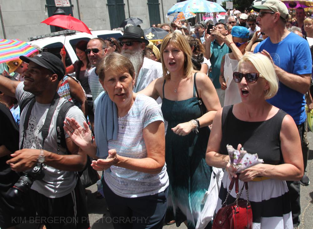 PF Crowd by Kim Bergeron