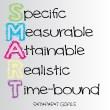 Smart-Goals Colorful