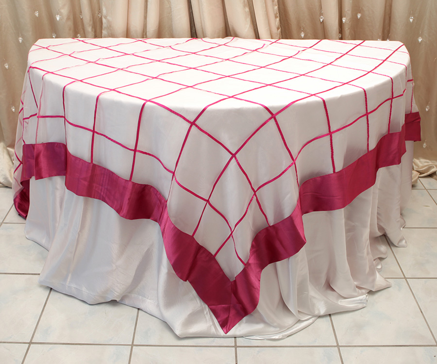 Rose Gold Sequins Tablecloth  Right Choice Linen