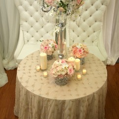 Ivory Satin Chair Covers Leather Captains Product Tags Pearl | Right Choice Linen
