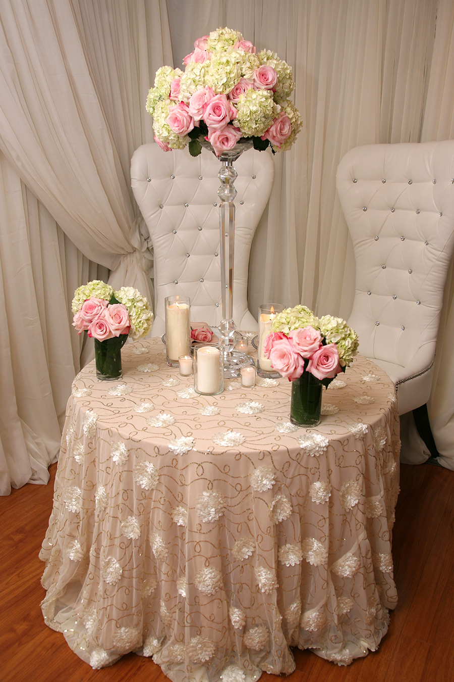 Baby Blue Crush Tablecloth  Right Choice Linen