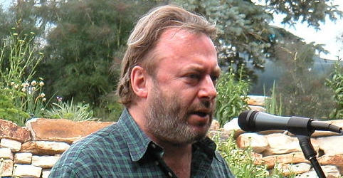 Christopher Hitchens, ATF Party 2005, Ari Armstrong