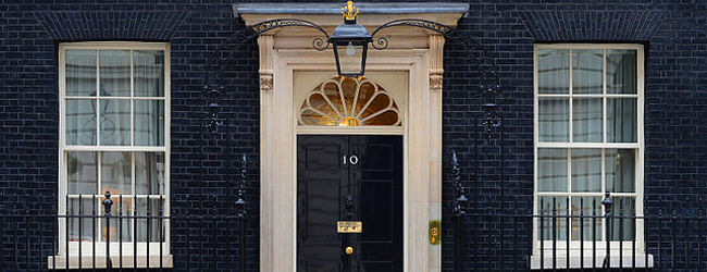 10 Downing Street, 21 Feb 2013, Sergeant Tom Robinson RLC